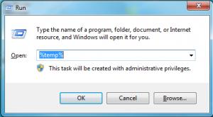 Delete Windows temporary files delete windows temporary files Delete Windows temporary files clear temp files windows 7 pic1 300x165