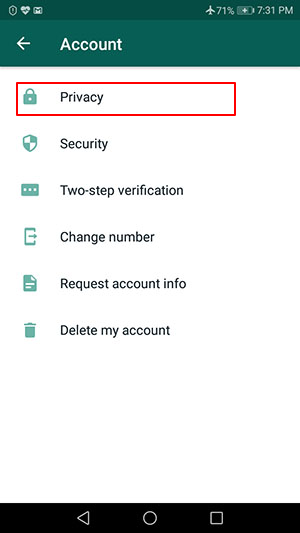How to Appear Offline on WhatsApp how to appear offline on whatsapp How to Appear Offline on WhatsApp Step by Step with Pictures Screenshot 3