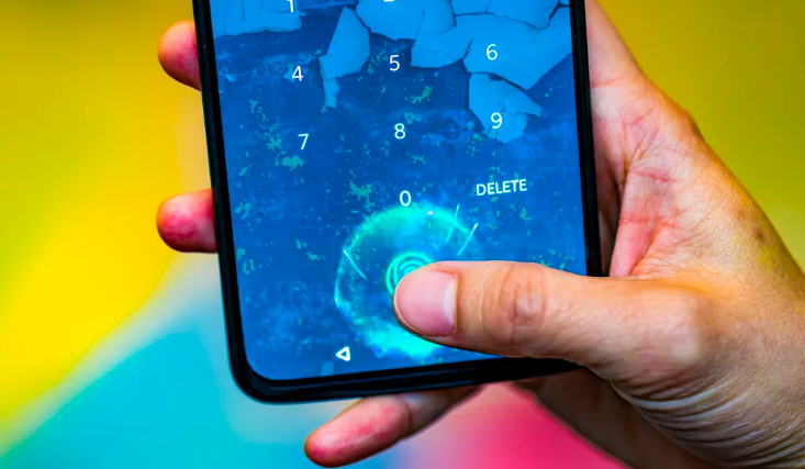 unlock your smartphone. unlock your smartphone Samsung security vulnerability allows anyone to unlock your smartphone. Galaxy S10 ultrasonic fingerprint scanner